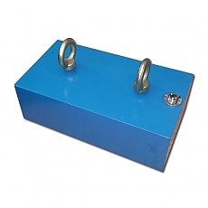 NS마그네트 전자석 사각 370x175x100T DC90V