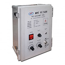 NS마그네트 척가이드 DC90V 5A 전자석 콘트롤러